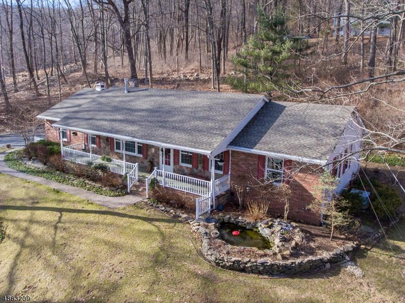 Enfamiljshus för Försäljning vid 123 BLACK BROOK Road Hampton, New Jersey 08827 Förenta staterna