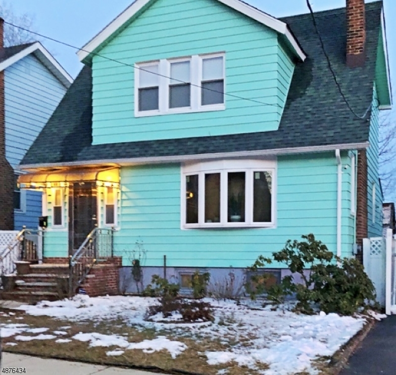 Single Family Home for Sale at 22 HENNESSY PL 22 HENNESSY PL Irvington, New Jersey 07111 United States