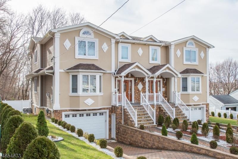 Single Family Homes por un Venta en 94 PARK ROW Wallington, Nueva Jersey 07057 Estados Unidos