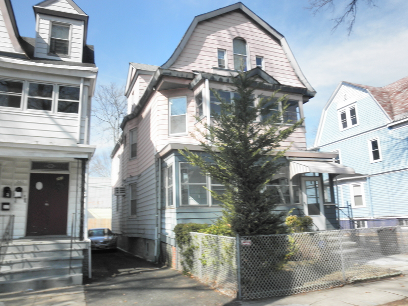 Multi-Family Home for Sale at 259 S Clinton Street East Orange, New Jersey 07018 United States