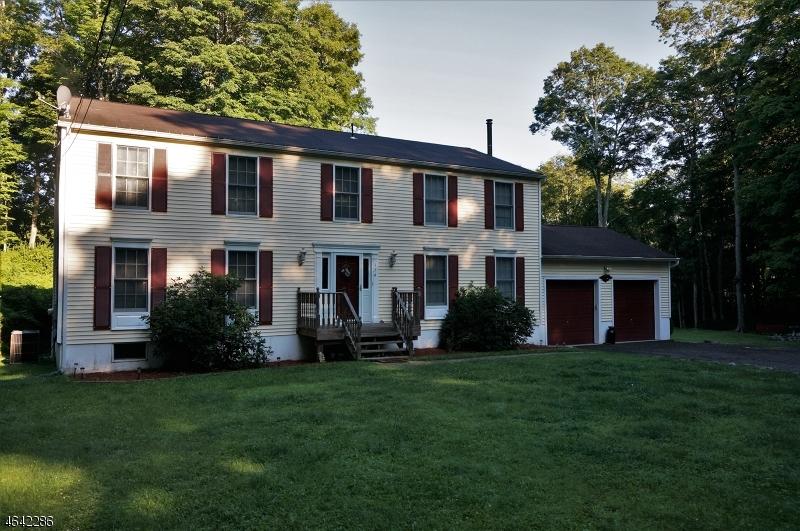 Maison unifamiliale pour l Vente à 174 New Road Montague, New Jersey 07827 États-Unis