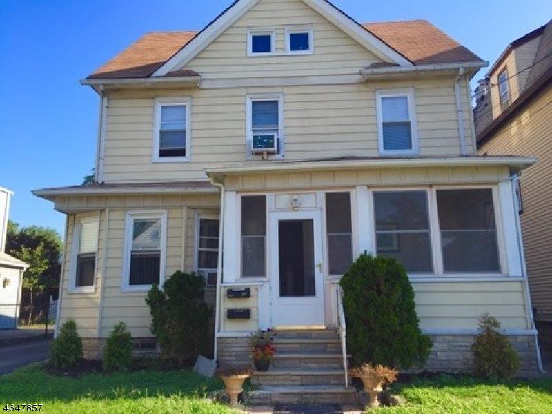 Casa Multifamiliar por un Venta en 41 Pitt Street Bloomfield, Nueva Jersey 07003 Estados Unidos