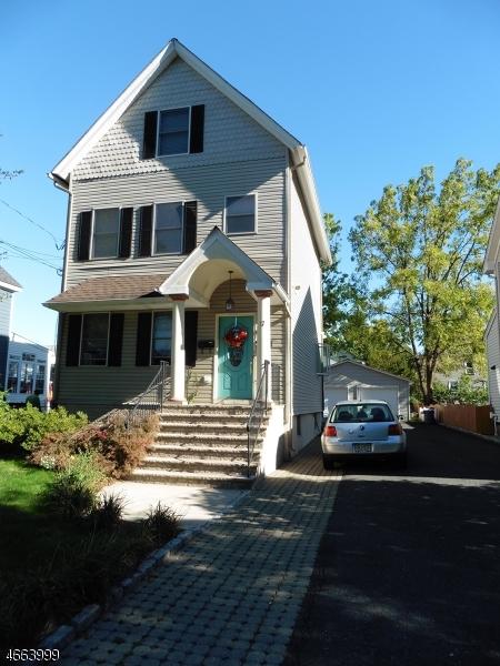 多户住宅 为 销售 在 17 Burnside Avenue 克兰弗德, 新泽西州 07016 美国