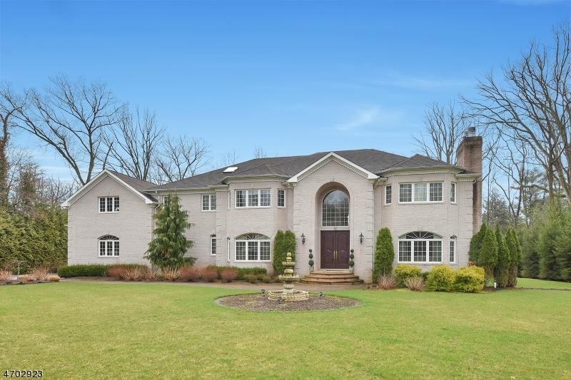 Частный односемейный дом для того Продажа на 7 Glenbrook Drive Park Ridge, Нью-Джерси 07656 Соединенные Штаты
