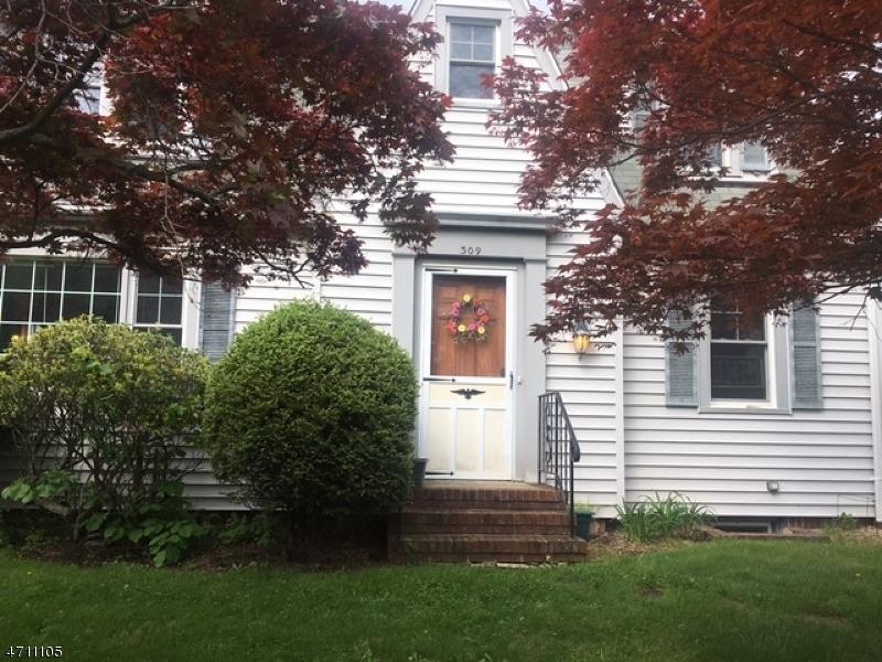 Casa Unifamiliar por un Alquiler en 309 Madison Avenue Madison, Nueva Jersey 07940 Estados Unidos