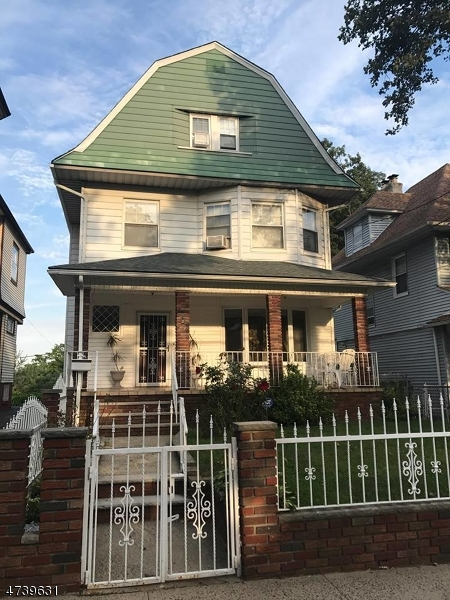 Single Family Home for Sale at 751 Clifton Avenue Newark, New Jersey 07104 United States