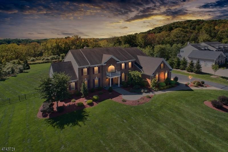 Maison unifamiliale pour l Vente à 10 Ridgeline Drive Washington, New Jersey 07853 États-Unis