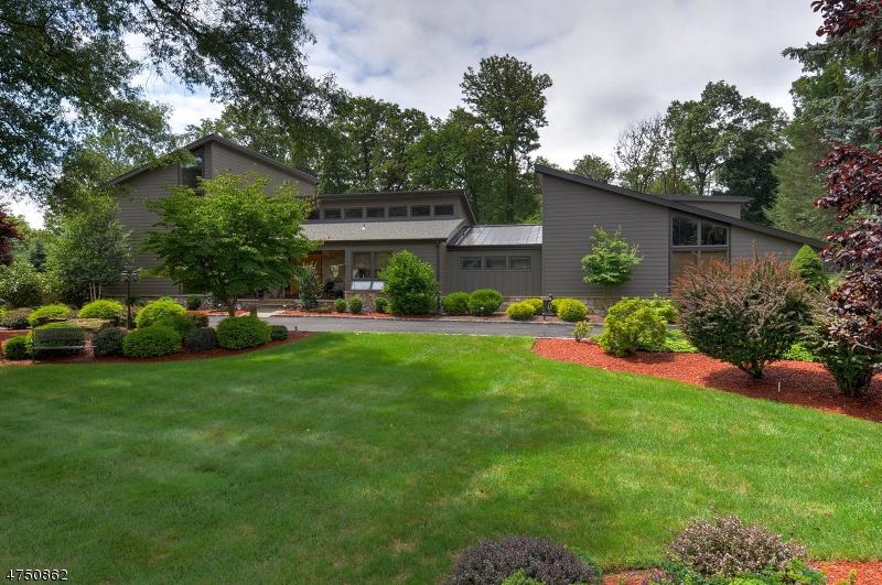 Частный односемейный дом для того Продажа на 13 Cain Circle Green Brook Township, Нью-Джерси 07069 Соединенные Штаты