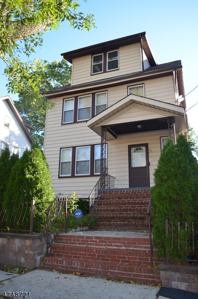 Single Family Home for Rent at 23-25 BACHMAN Place Irvington, New Jersey 07111 United States