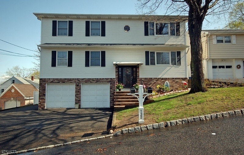 Single Family Home for Rent at 132 Meriline Avenue Woodland Park, New Jersey 07424 United States