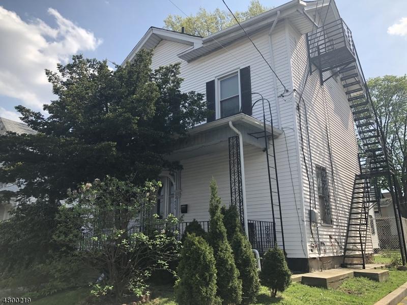 Vivienda multifamiliar por un Venta en 454 Morris Avenue Elizabeth, Nueva Jersey 07208 Estados Unidos