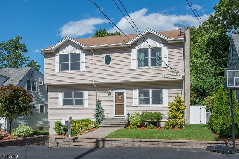 Enfamiljshus för Hyra vid 114 LINDEN Road Wayne, New Jersey 07470 Usa