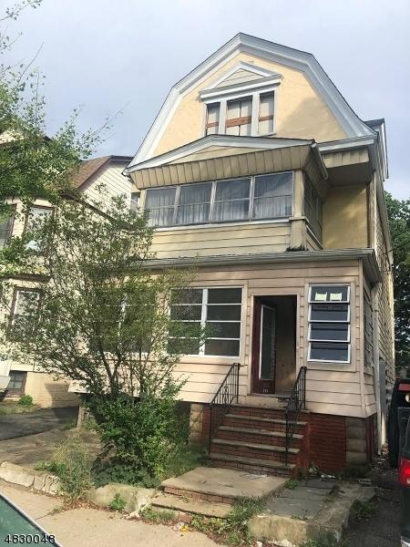 多戶家庭房屋 為 出售 在 260 OGDEN Street Orange, 新澤西州 07050 美國