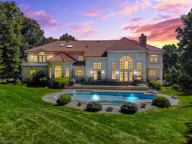 Single Family Home for Sale at 11 ALFORD Drive Saddle River, New Jersey 07458 United States