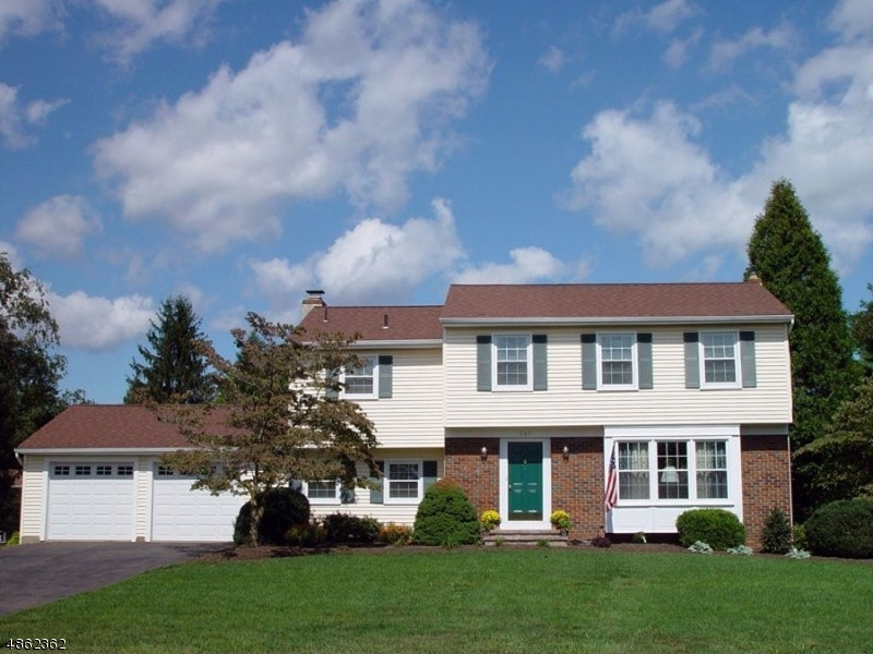 Single Family Home for Rent at 247 FAIRFIELD Lane Hillsborough, New Jersey 08844 United States