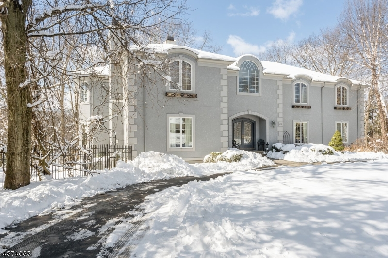 Single Family Home for Sale at 272 TERRACE RD 272 TERRACE RD Franklin Lakes, New Jersey 07417 United States
