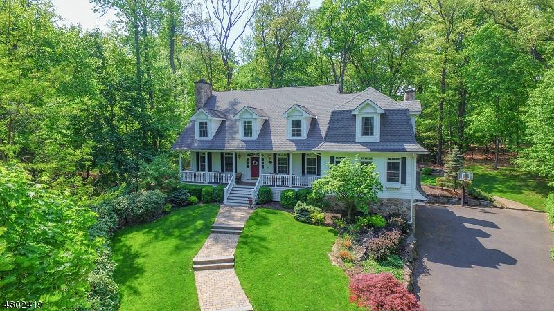 Частный односемейный дом для того Продажа на 16 PHEASANT LANE Scotch Plains, Нью-Джерси 07076 Соединенные Штаты