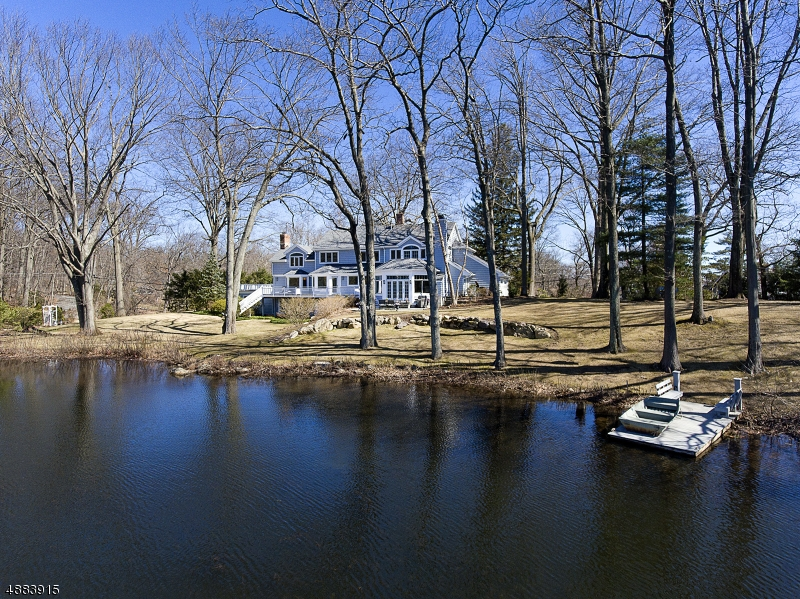 Single Family Home for Sale at 1 East Shore Road Mountain Lakes, New Jersey 07046 United States