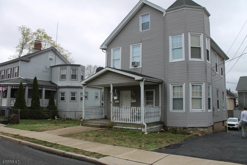 Multi-Family Homes pour l Vente à Keyport, New Jersey 07735 États-Unis