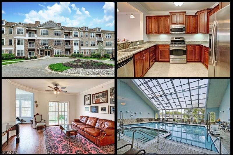 公寓 / 联排别墅 为 销售 在 Rockaway, 新泽西州 07885 美国