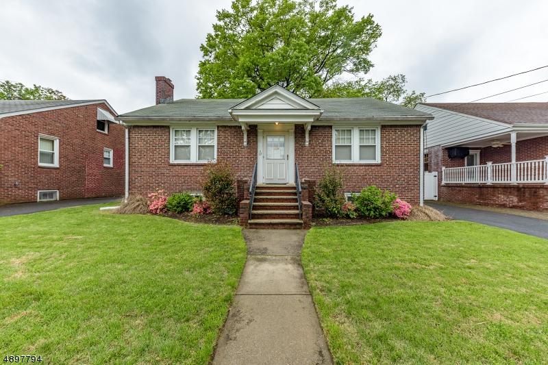 Casa para uma família para Venda às Union, Nova Jersey 07083 Estados Unidos
