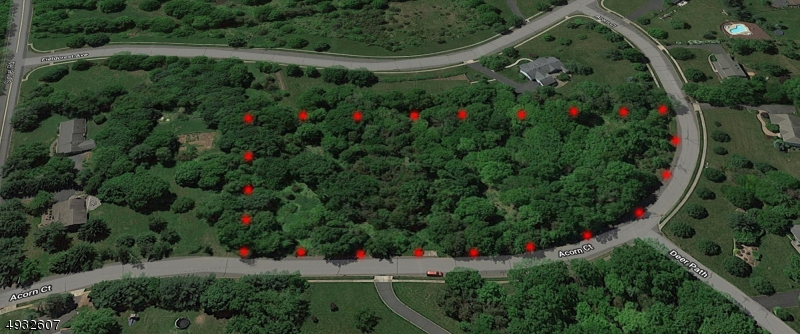 Land for Sale at Montgomery, New Jersey 08558 United States