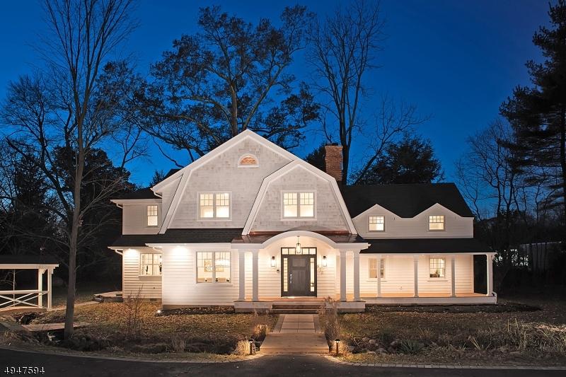Single Family Homes 为 销售 在 里奇伍德, 新泽西州 07450 美国