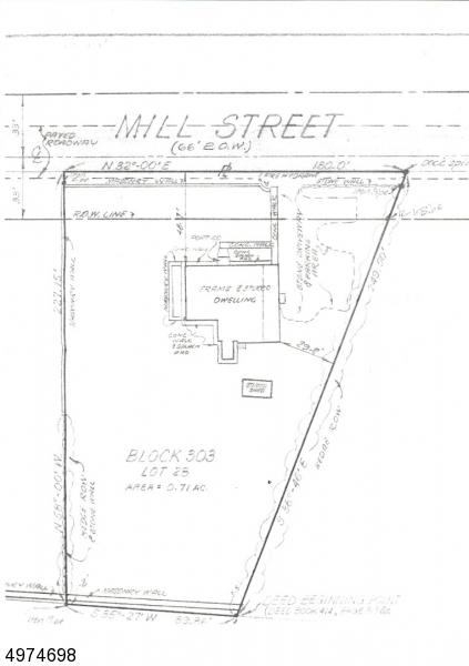 Commercial pour l Vente à Newton, New Jersey 07860 États-Unis