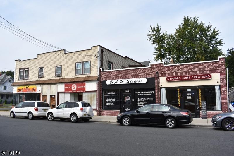 Comercial para Venda às Plainfield, Nova Jersey 07062 Estados Unidos