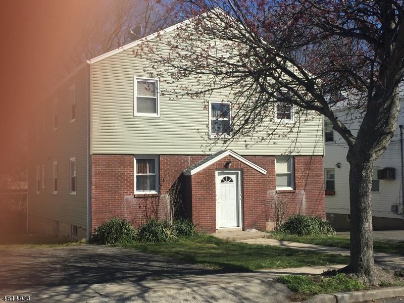 多户住宅 为 销售 在 52 E 6th Street 克利夫顿, 新泽西州 07011 美国