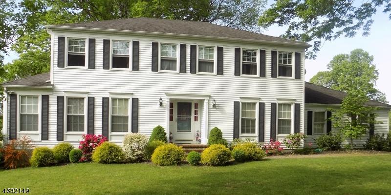 Maison unifamiliale pour l Vente à 15 Beechnut Drive Long Valley, New Jersey 07853 États-Unis