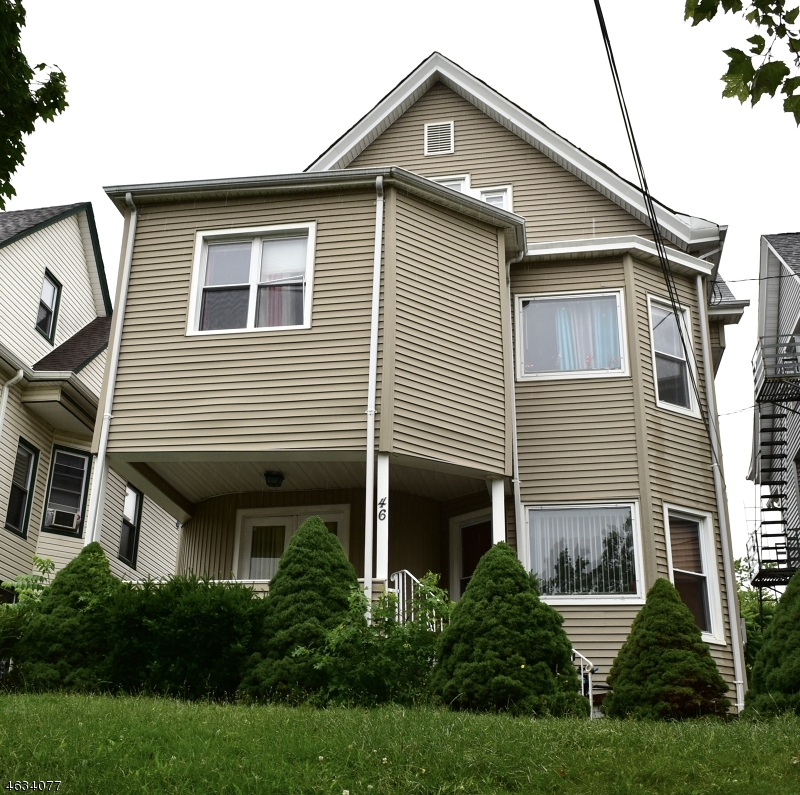 Multi-Family Home for Sale at 46 Park Avenue Passaic, 07055 United States