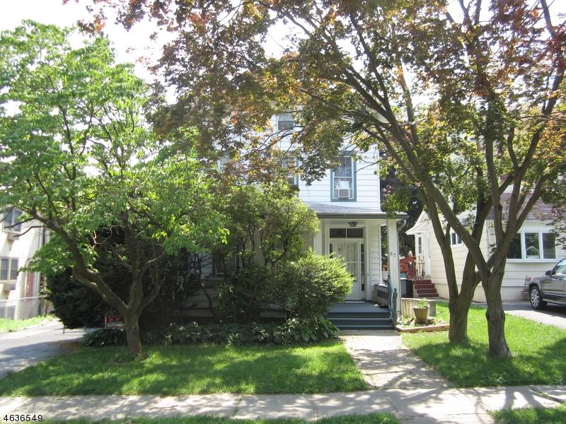 Частный односемейный дом для того Продажа на 67-69 ASCENSION Street Passaic, 07055 Соединенные Штаты