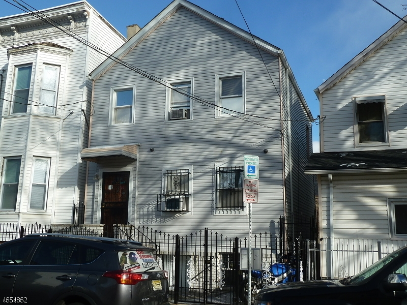 Single Family Home for Sale at 18 Martin Luther King J Newark, New Jersey 07104 United States