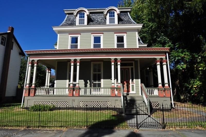 独户住宅 为 出租 在 23 5th Street 弗伦奇敦, 新泽西州 08825 美国