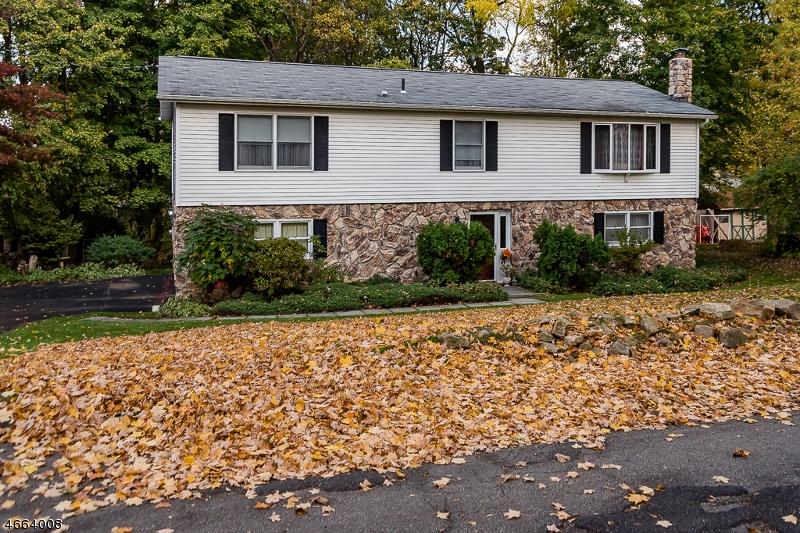Частный односемейный дом для того Продажа на 9 Manor House Road Budd Lake, Нью-Джерси 07828 Соединенные Штаты
