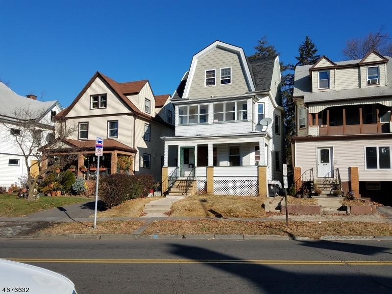 Multi-Family Home for Sale at 620 Springdale Avenue East Orange, 07017 United States