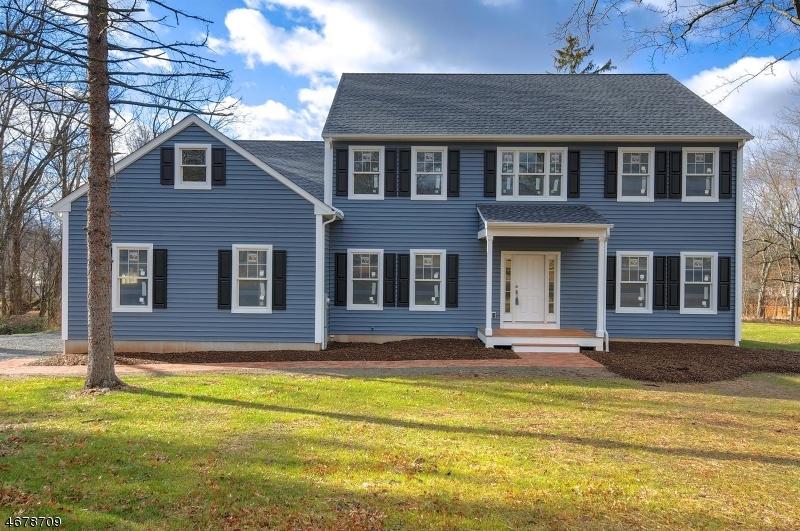 Частный односемейный дом для того Продажа на 657 Foothill Road Bridgewater, 08807 Соединенные Штаты