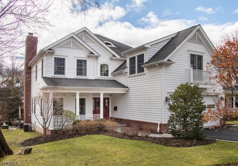 Частный односемейный дом для того Продажа на 15 Garfield Avenue Madison, 07940 Соединенные Штаты