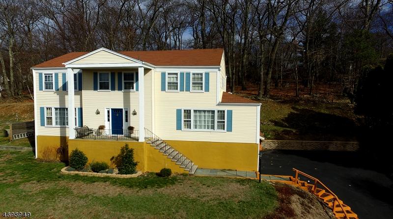 Maison unifamiliale pour l Vente à 27 Ash Lane Randolph, New Jersey 07869 États-Unis