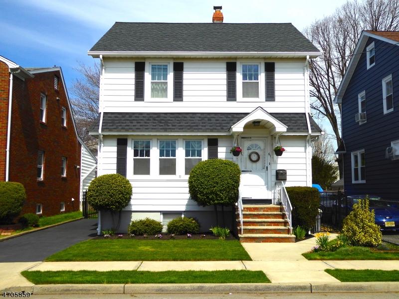 独户住宅 为 销售 在 61 Union Avenue Garfield, 新泽西州 07026 美国