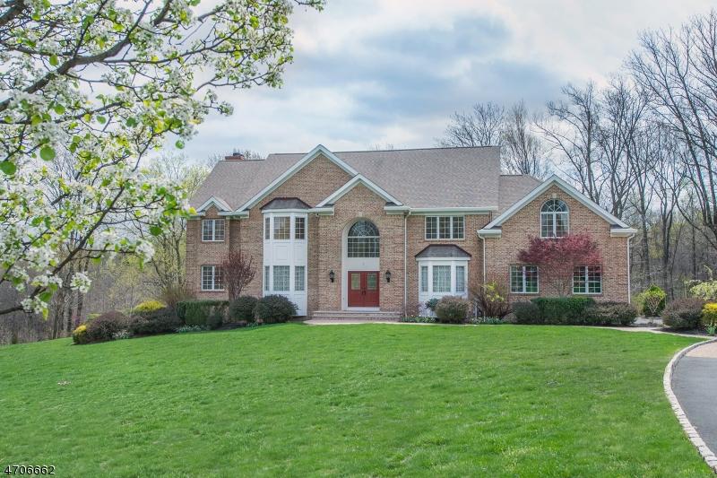 Частный односемейный дом для того Продажа на 3 Shadowbrook Lane Basking Ridge, 07920 Соединенные Штаты
