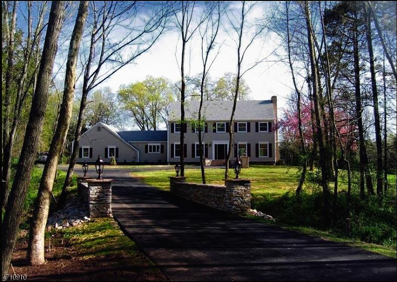 Maison unifamiliale pour l à louer à 1500 Burnt Mills Road Bedminster, New Jersey 07921 États-Unis