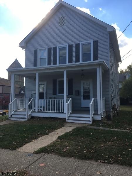Maison unifamiliale pour l à louer à 9 N Jackson Washington, New Jersey 07882 États-Unis
