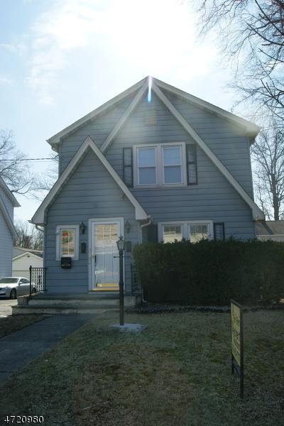 Casa Unifamiliar por un Alquiler en 102 South Avenue Fanwood, Nueva Jersey 07023 Estados Unidos
