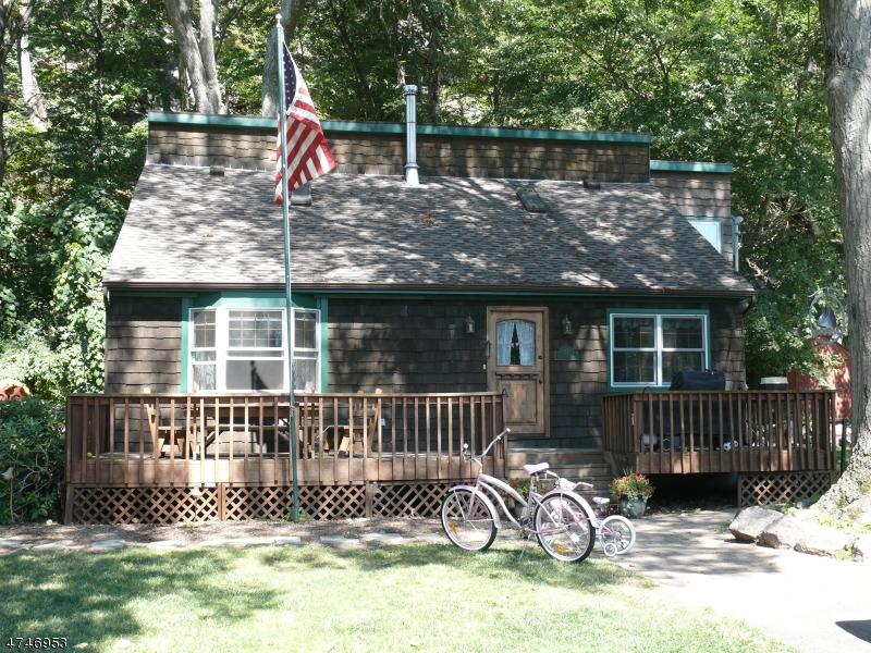 Частный односемейный дом для того Аренда на 21 Cliffside Drive Rockaway, Нью-Джерси 07435 Соединенные Штаты
