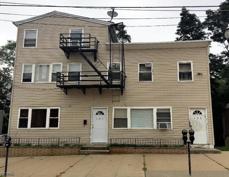 Commercial for Sale at 195 W Main Street Rahway, New Jersey 07065 United States