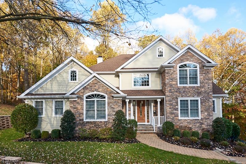 Частный односемейный дом для того Продажа на 428 Rolling Rock Road Springfield, Нью-Джерси 07081 Соединенные Штаты