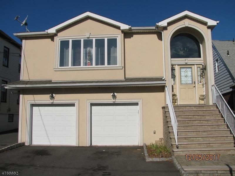 Многосемейный дом для того Продажа на 47 Division Avenue Garfield, Нью-Джерси 07026 Соединенные Штаты