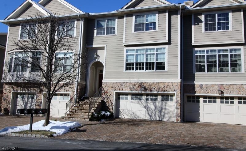 Частный односемейный дом для того Продажа на 19 Lexington Court Englewood, Нью-Джерси 07631 Соединенные Штаты